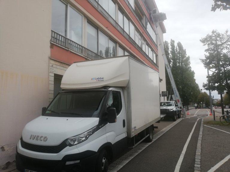 Déménagement sur mesure de Questembert à Strasbourg